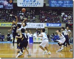 11神奈川ミニ選手権男Tipoff