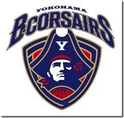 B-Corsairsロゴ
