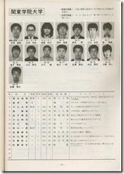 1st関東大学リーグプロ関学
