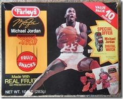 Farleys箱ジョーダン横