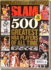 SLAM500表紙
