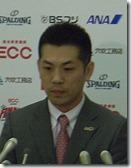 浜口仙台コーチ