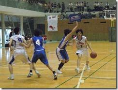 11IH予選金総vs松陽1