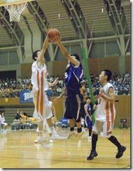 11IH予選法政vs秦野1
