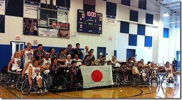 車椅子アメリカ大会