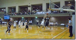 JA12女徳島vs北海道