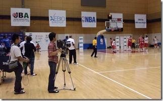 NBABWBフジテレビ