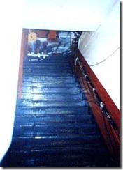 シカゴSD階段