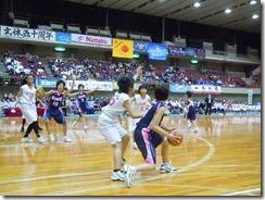 13神奈川県ミニ大会女決勝若松vs大正2
