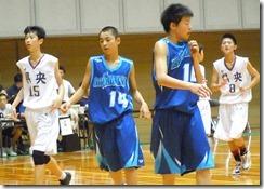 13中学ブロック湘南vs県央1