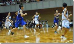 13中学ブロック湘南vs横浜A1