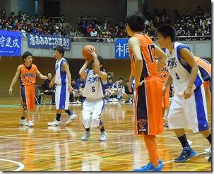 13WC予選桐光vs法政 斎藤